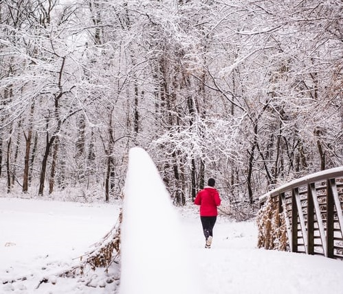 How Does Winter Weather Affect Exercising Outdoors?
